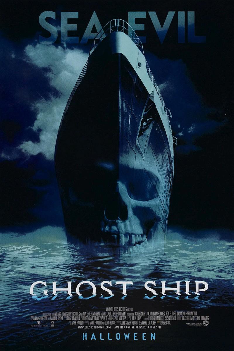 Корабль - призрак 2002 - Юрий Живов