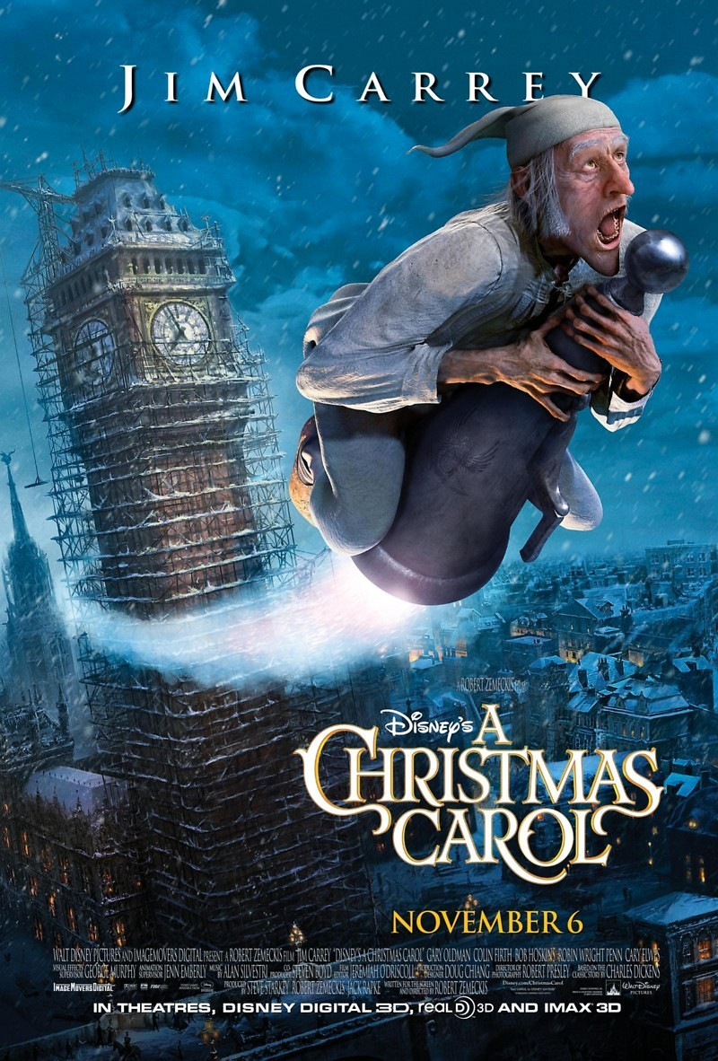 A Christmas Carol DVD Release Date & Blu-ray Details   DVDsReleases