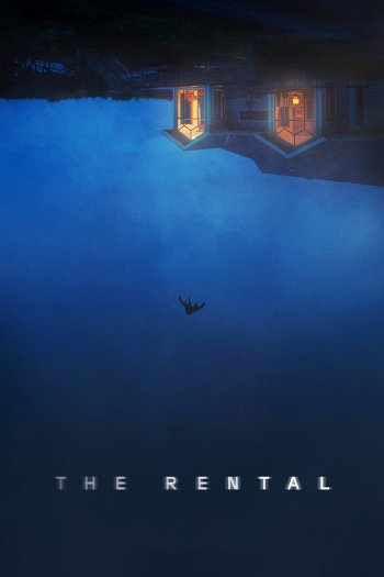 The Rental dvd release poster