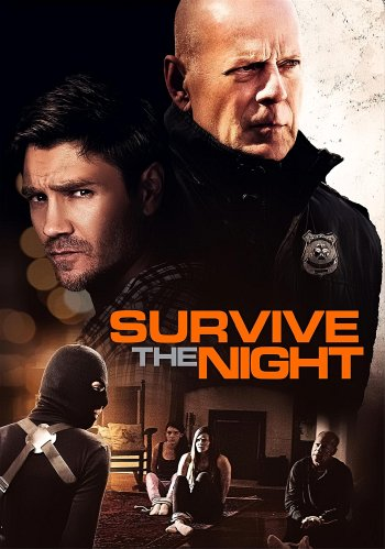 Survive the Night dvd release poster