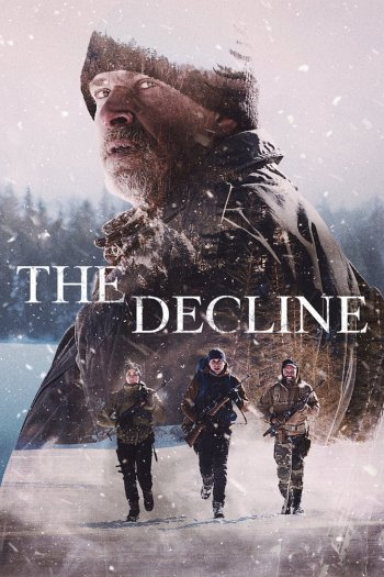 The Decline dvd release poster