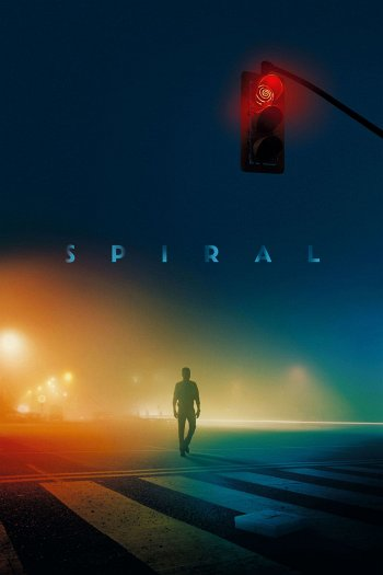 Spiral dvd release poster