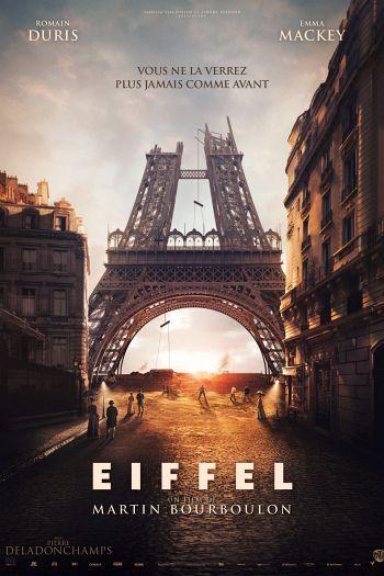 Eiffel dvd release poster