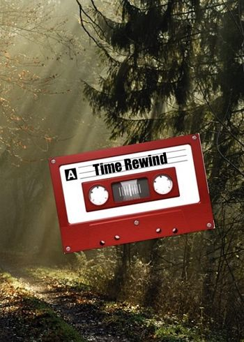Time Rewind dvd release poster