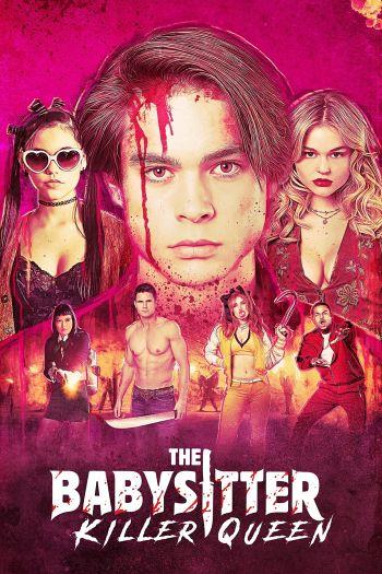 The Babysitter: Killer Queen dvd release poster