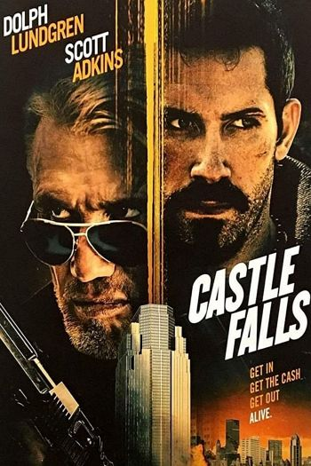 Castle Falls dvd release poster