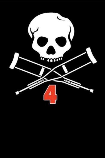 Jackass 4 dvd release poster