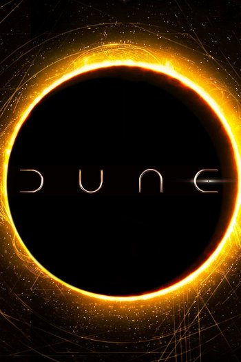 Dune dvd release poster