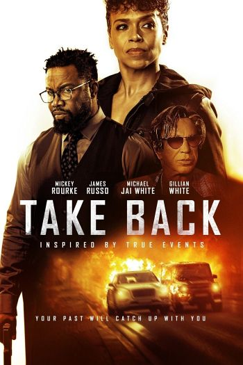 Take Back dvd release poster