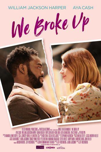 We Broke Up dvd release poster