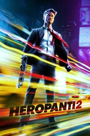 Heropanti 2 dvd release poster