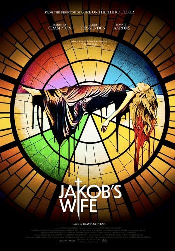 Jakob's Wife dvd release poster
