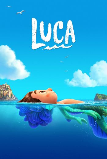 Luca dvd release poster