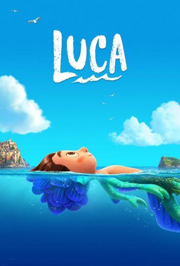 Luca dvd release poster