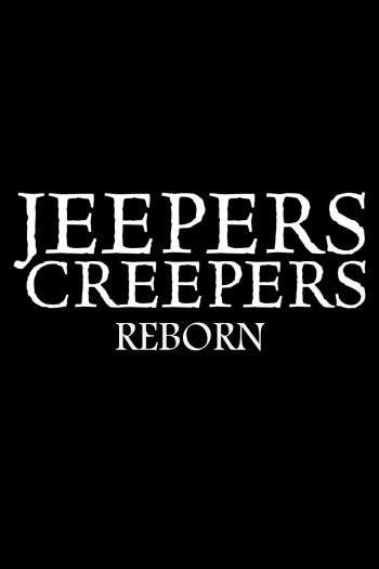Jeepers Creepers: Reborn dvd release poster
