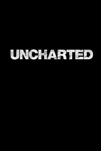 Uncharted dvd release poster