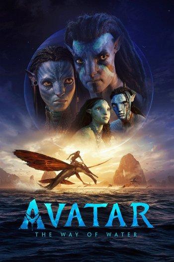 Avatar 2 dvd release poster
