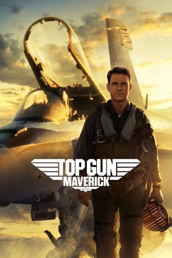 Top Gun: Maverick dvd release poster