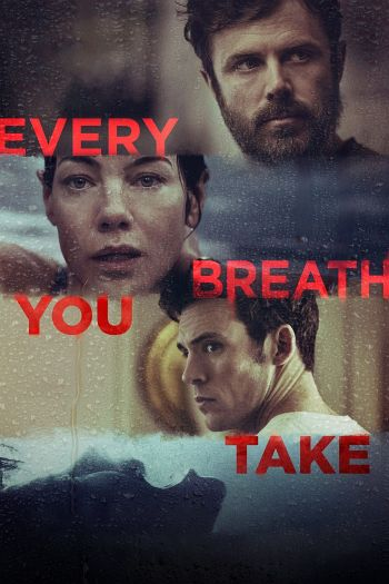 Every Breath You Take dvd release poster
