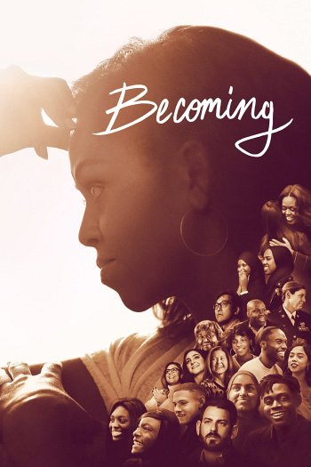 Becoming dvd release poster