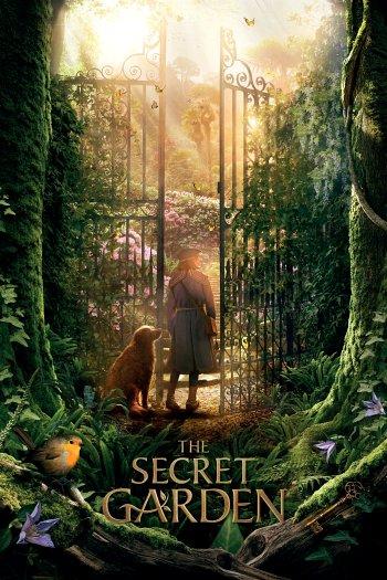 The Secret Garden dvd release poster