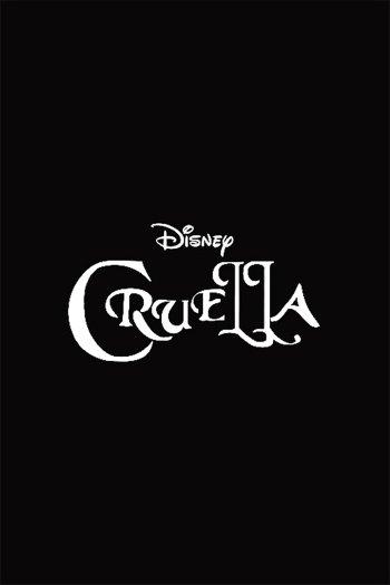 Cruella dvd release poster