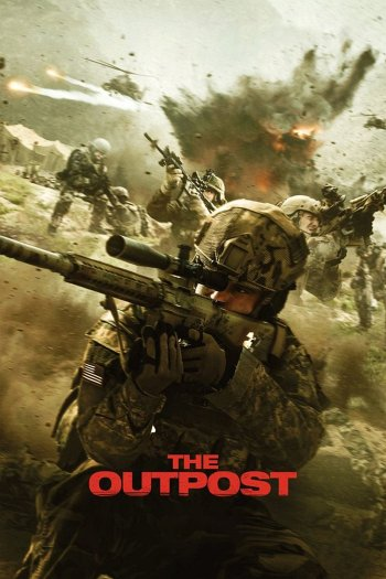 The Outpost dvd release poster