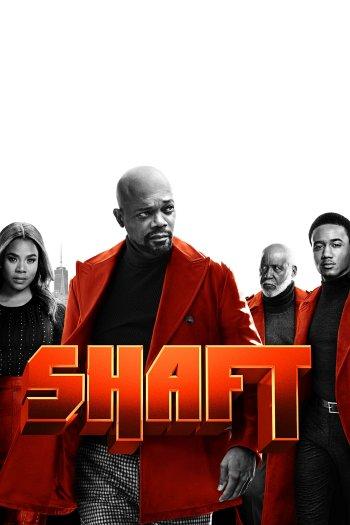 Shaft dvd release poster