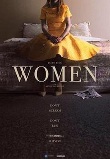 Women dvd release poster