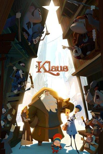 Klaus dvd release poster