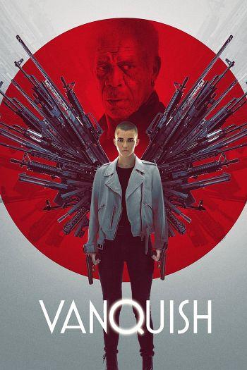 Vanquish dvd release poster