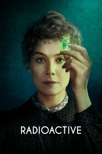Radioactive dvd release poster