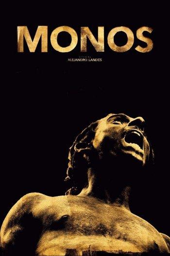 Monos dvd release poster