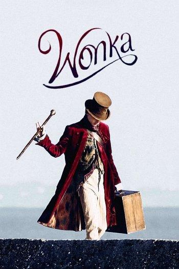 Wonka dvd release poster