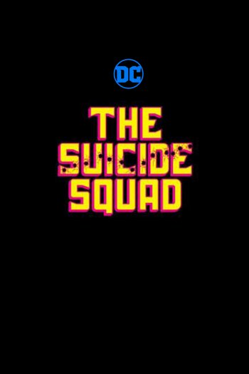 The Suicide Squad dvd release poster