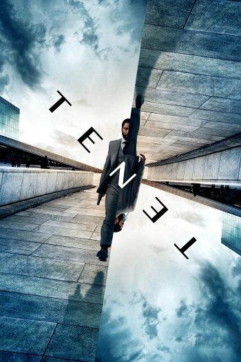 Tenet dvd release poster