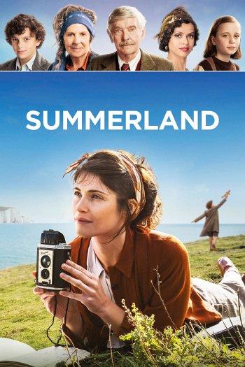 Summerland dvd release poster
