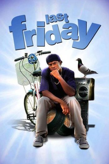 Last Friday dvd release poster
