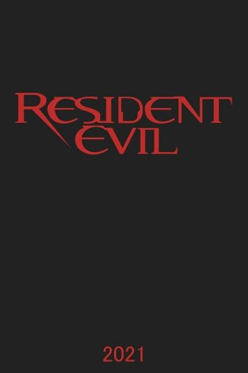Resident Evil: Welcome to Raccoon City dvd release poster