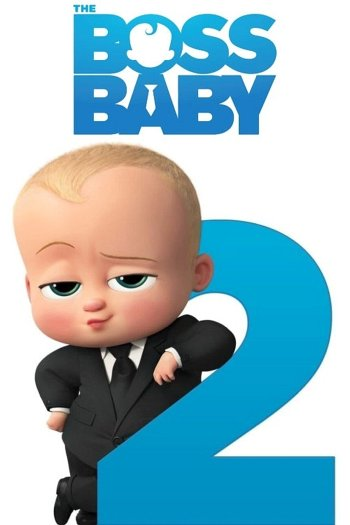 The Boss Baby 2 Dvd Release Date Blu Ray Details