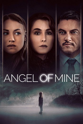 Angel of Mine dvd release poster