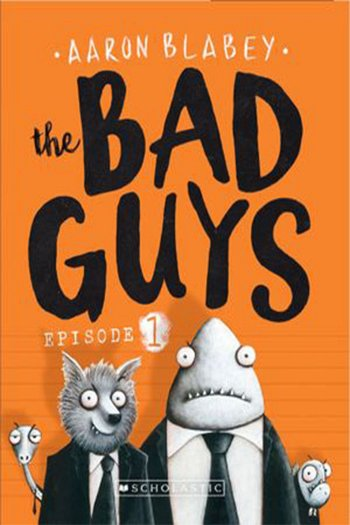 The Bad Guys dvd release poster