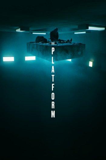 The Platform dvd release poster