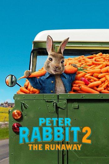 Peter Rabbit 2: The Runaway dvd release poster