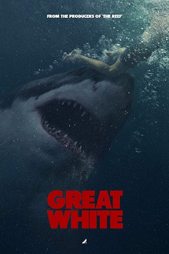 Great White dvd release poster