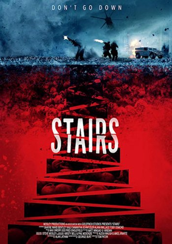 Stairs dvd release poster