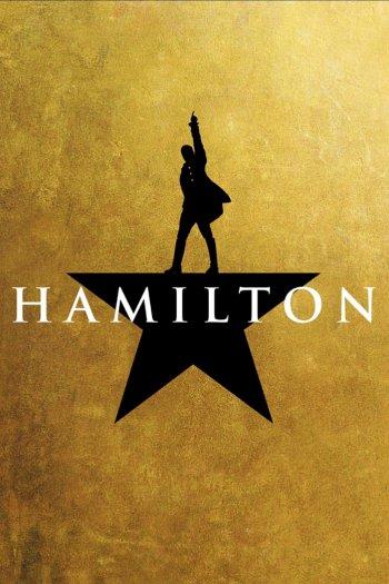 Hamilton dvd release poster