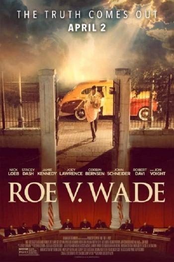 Roe v. Wade dvd release poster