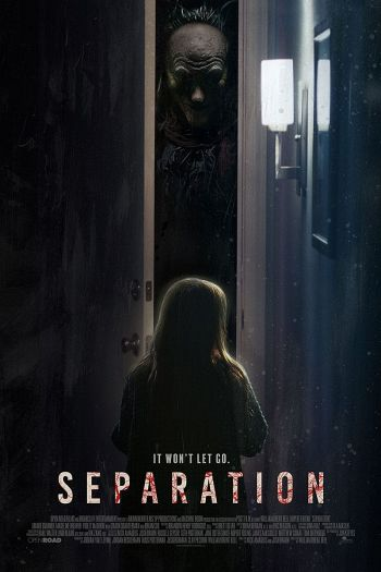 Separation dvd release poster