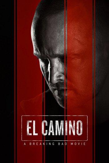 El Camino: A Breaking Bad Movie dvd release poster